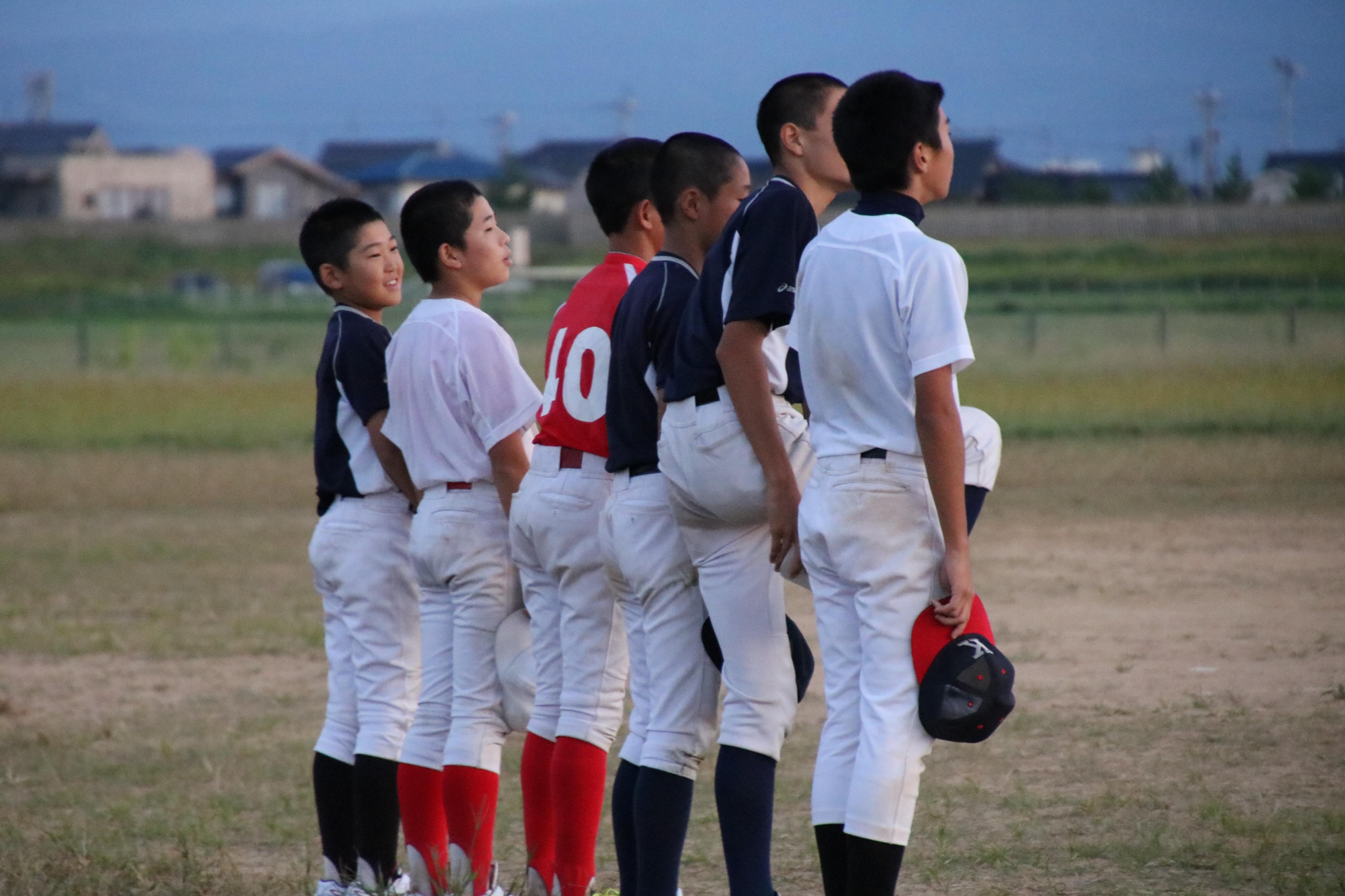 野球 金沢河北ボーイズ(中学生)